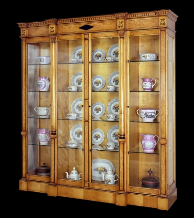 TCHMGDW kar birch display cabinet