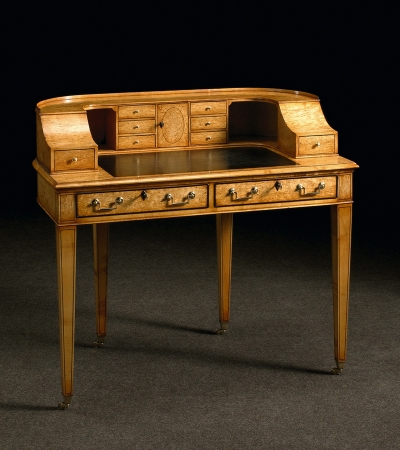 TCHMGDW kar birch carlton house writing desk